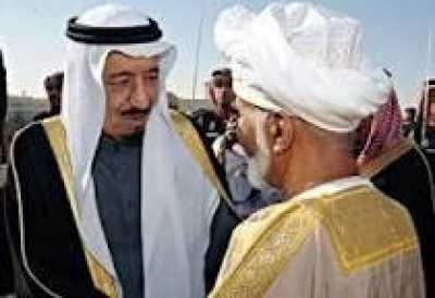 السلطان قابوس للملك سلمان نصحتك إيقاف هذه الحرب فلم تنتصح